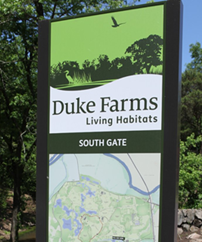 Transforming Duke Farms into a center for environmental stewardship